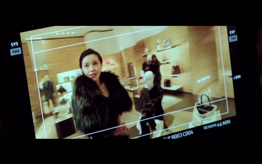 Video Fendi - Behind the scenes of Tiny Times 3.0
