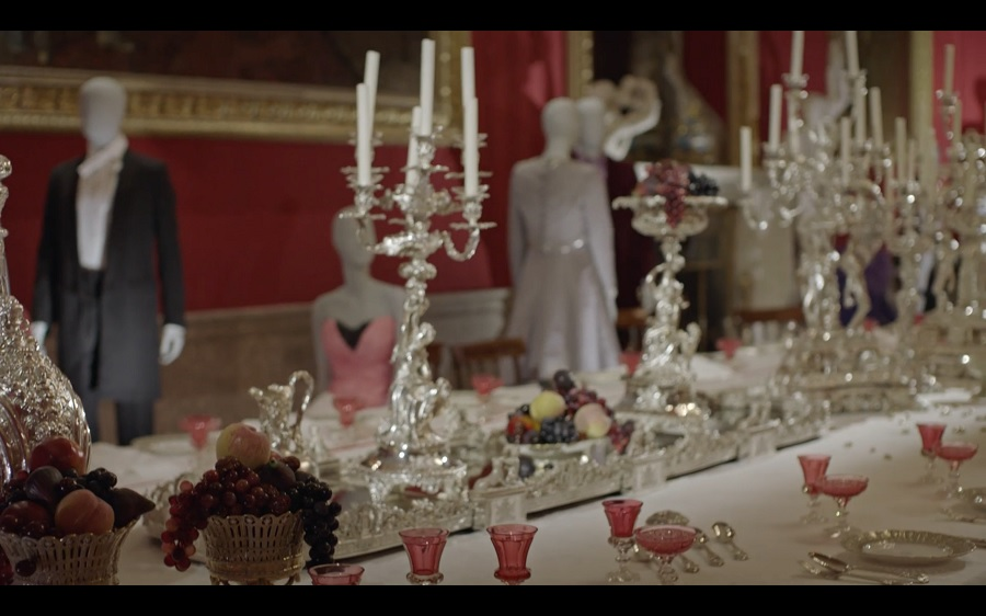 Video Gucci - House Style: Five Centuries of Fashion at Chatsworth full